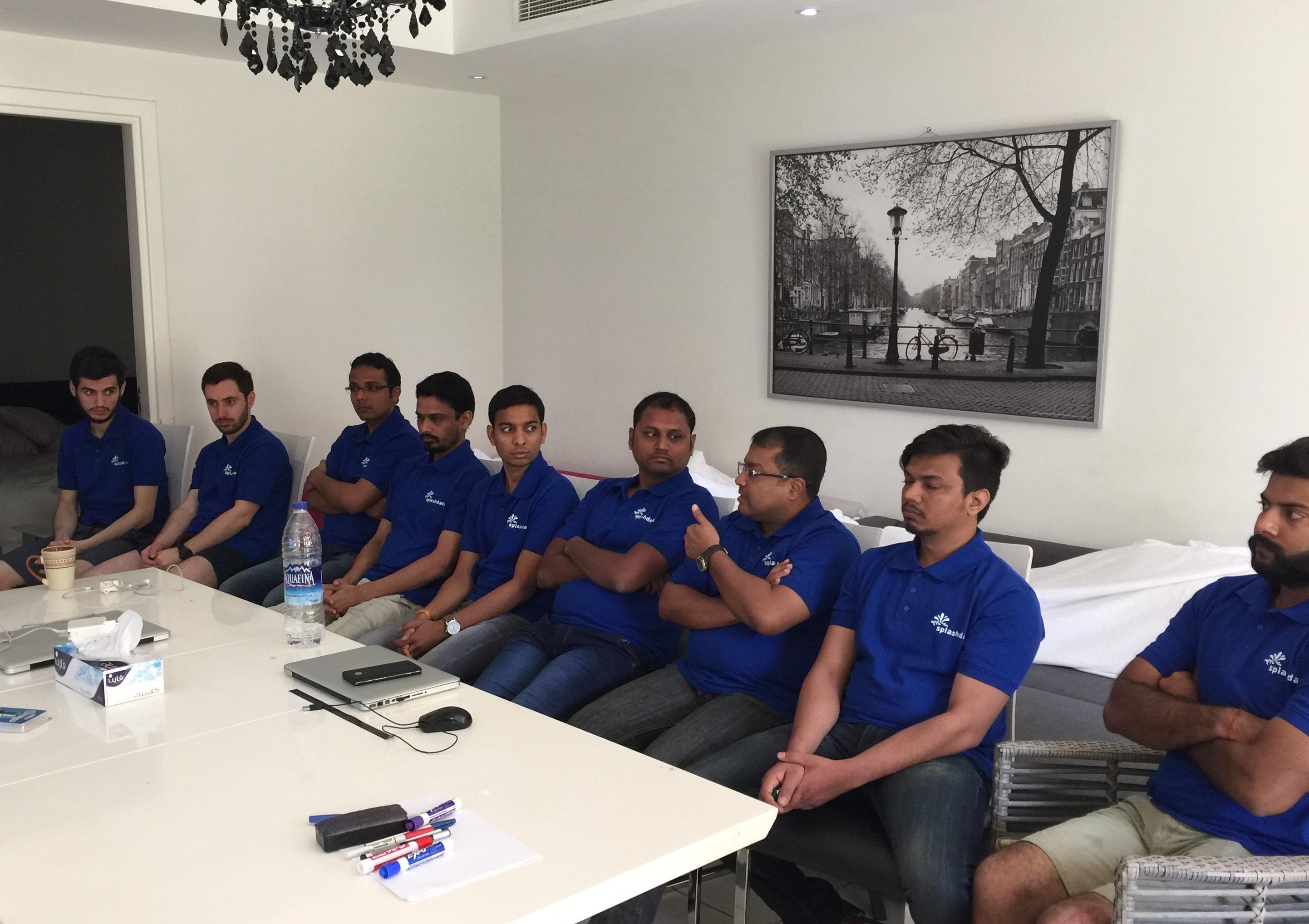 SplashID Product Planning Meeting